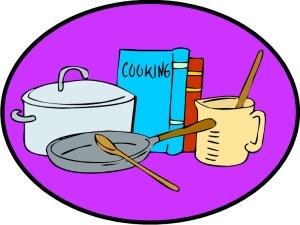 Cookbooks - a serious business